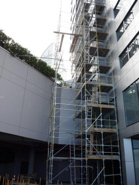 Safeway Scaffolding Steel : Commercial scaffolding