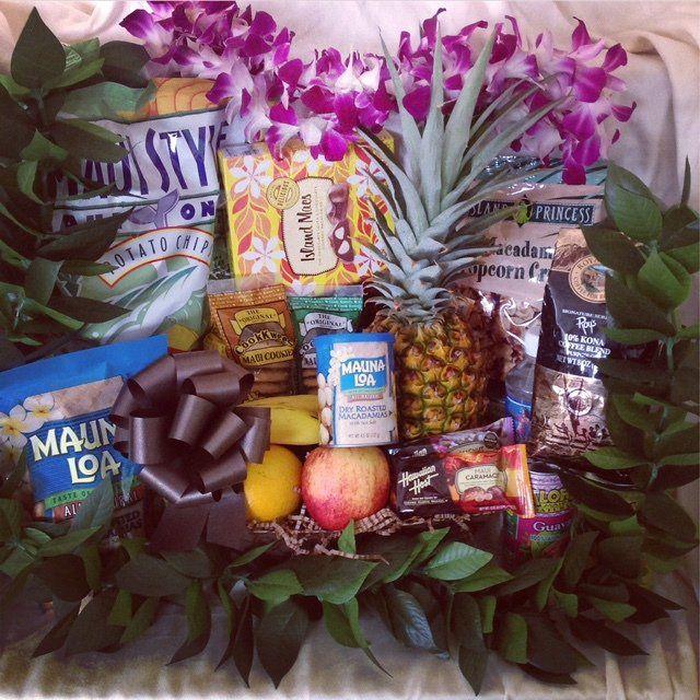 Haleakala Gift Basket