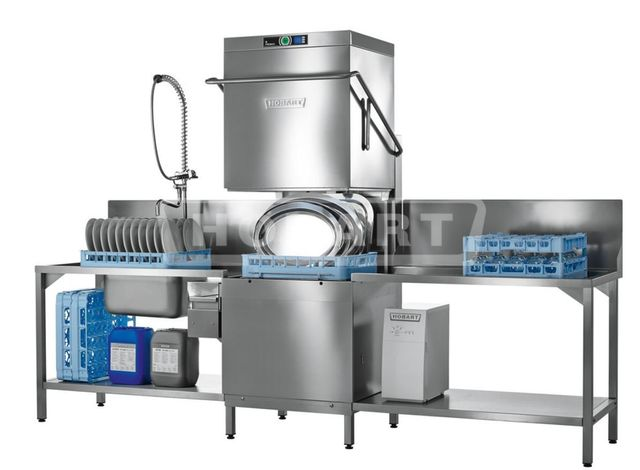 Warewashing equipment
