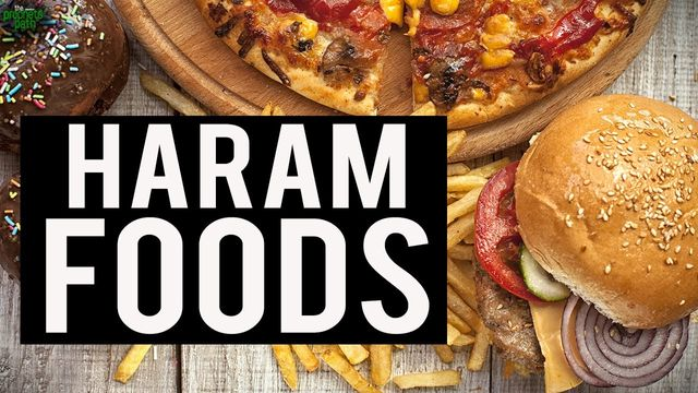 The Spiritual Physical Effects Of Consuming Haram Foods