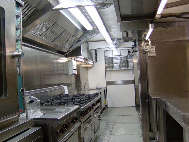 Galleria | Roma, RM | Cieffe Noleggio Cucina Mobile