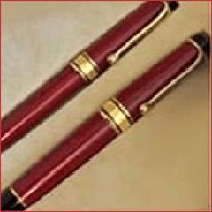 Collezione penne moderne