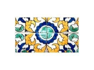 Piastrelle Di Ceramica Decorate.Ceramiche Decorate A Mano Napoli D D Ceramiche