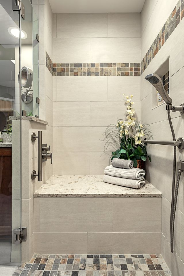 Universal Design Master Bath Barrington