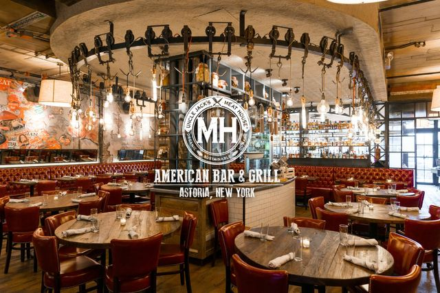 Uncle Jacks Meat House Astoria American Grill Craft Beers