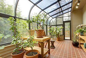 commercial conservatory