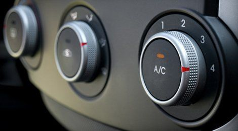 Car AC re-gas servicing and repair