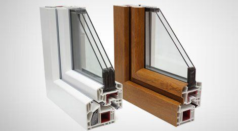 uPVC window design