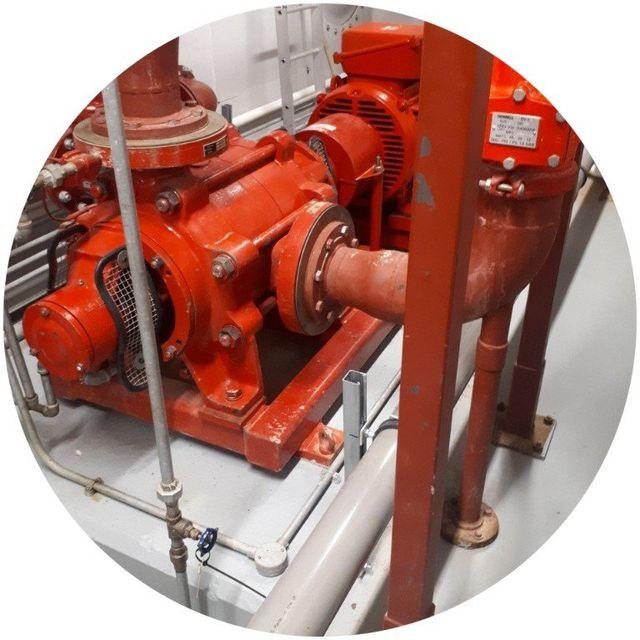 Centrifugal Pump Replacement Part 0121 0124 – Jerusalem House