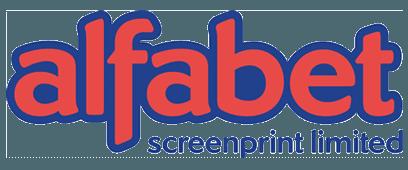 Alfabet Screenprint Ltd logo