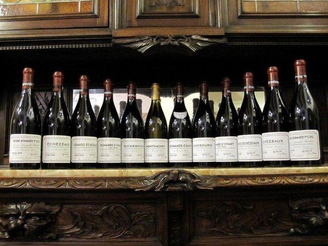 vini italiani e francesi