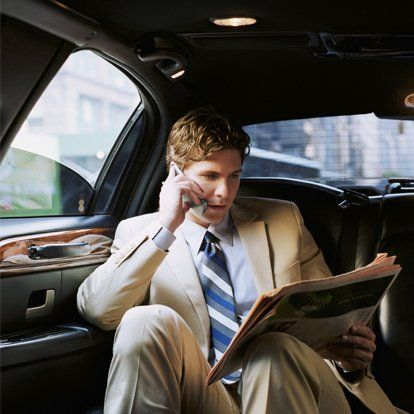 Corporate vehicle hire