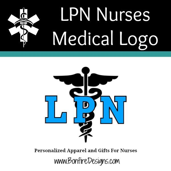 LPN Nurse Gifts and Apparel