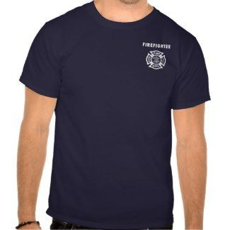 Firefighter Logo Shirts