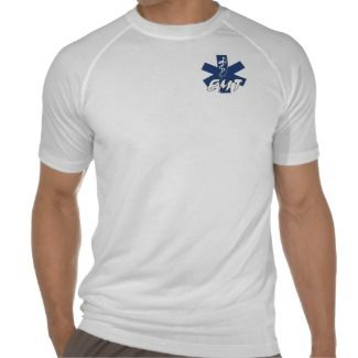 T-Shirts and Apparel EMS Logos