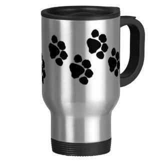 Coffee and Travel Mugs For Pet Owners