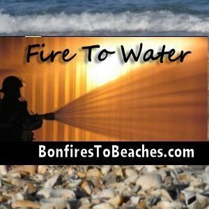 Fire and Water Firefighter To Beaches