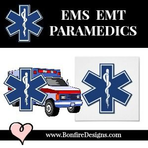 EMS EMT and Paramedics Shirts and Gear