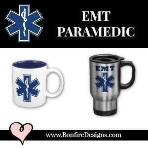 EMS Coffee and Travel Mugs