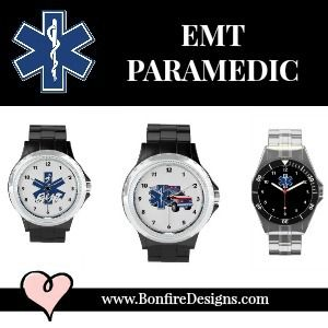 EMS EMT Paramedic Watches