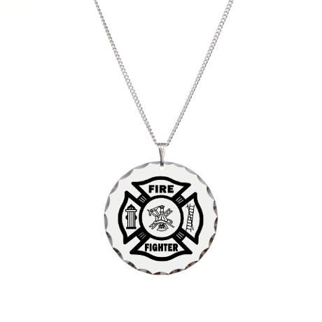 Firefighter Charms and Jewelry