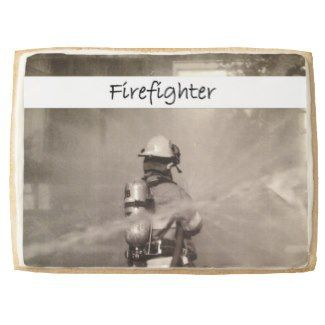 Firefighter Cookies, Chocolates and Sweets