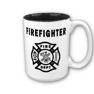 Firefighting Coffee and Travel Mugs
