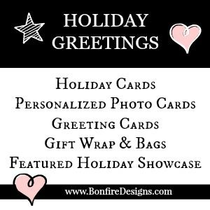 Holiday Greetings Cards Personalized Photo Cards Gift Wrap
