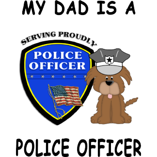 My Police Dad Gifts For The Family