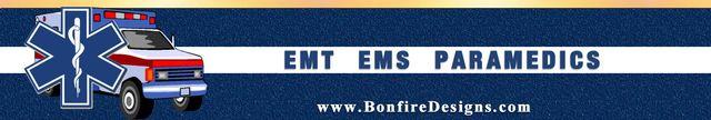 EMS EMT and Paramedics