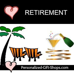 Retirement Gifts Personalized For Fun