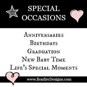 Special Occasion Gifts Birthdays Anniversaries Graduation Presents
