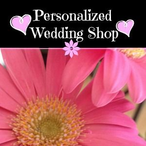 Personalized Wedding Shop