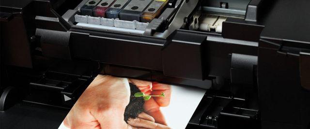 advanced black printer
