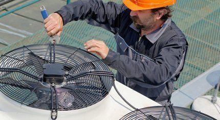 ventilator repairs