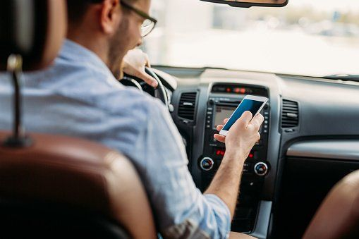 The 3 Types of Distracted Driving