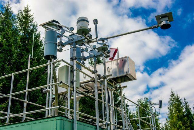 Impianto per l'analisi della qualità dell'aria