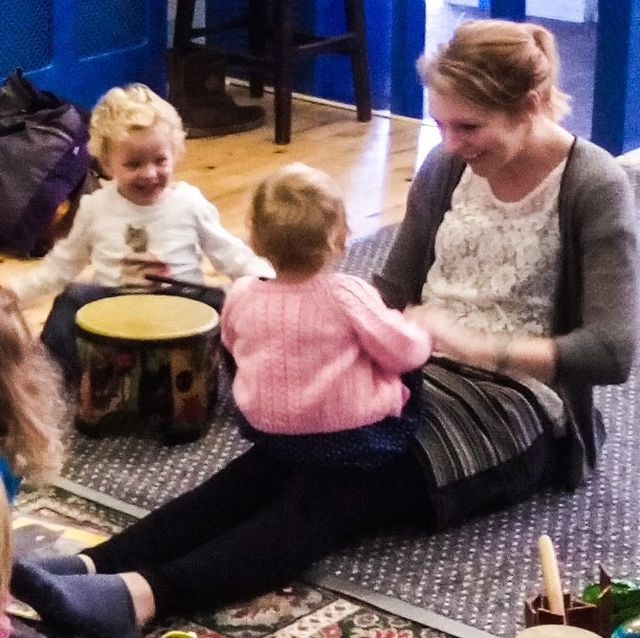 Family music sessions