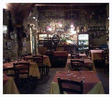 ristorante con cantina