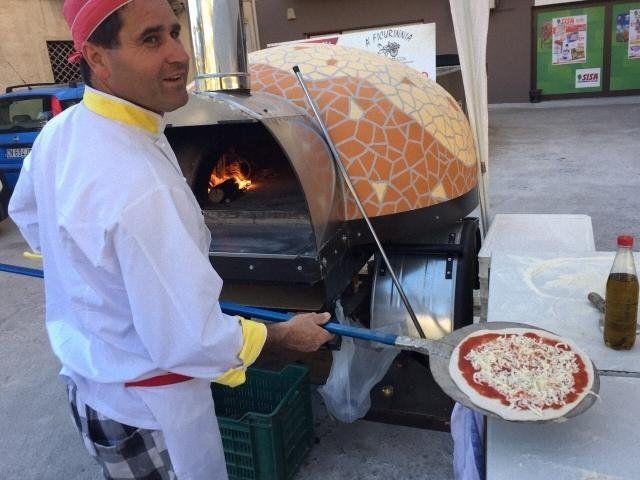 La pizza a casa tua