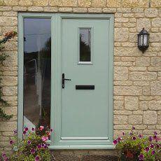 A stunning door