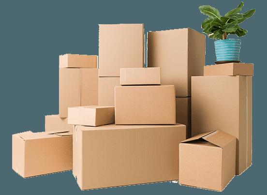 scatoli per trasloco