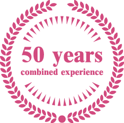50 years of experience icon