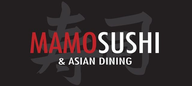 Mamo Sushi logo