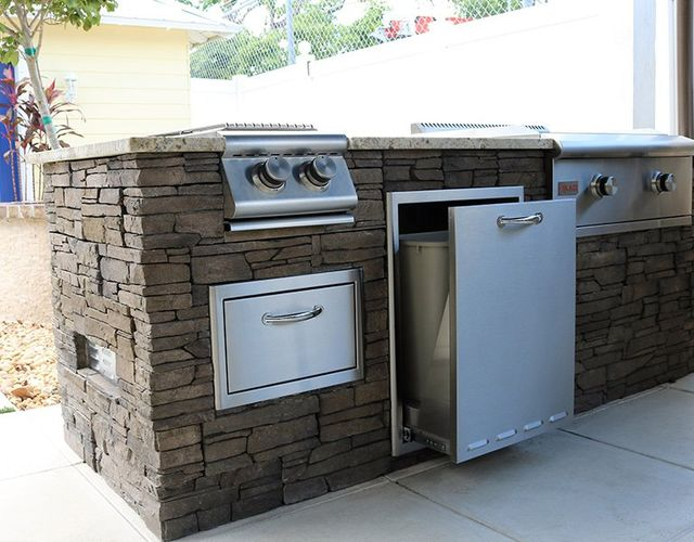 Outdoor Kitchens | Naples, Fl | Stone Works of SWF