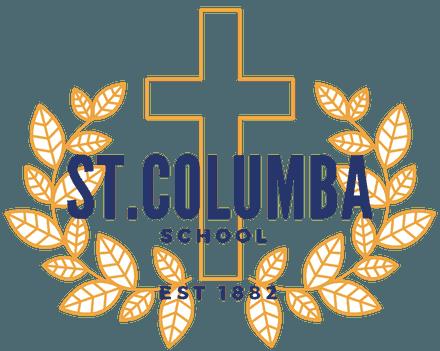 St. Columba School, Durango CO, school crest