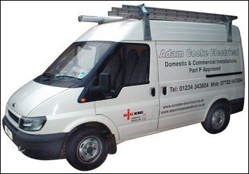 Electricians - Bedford - Adam Cooke Electrical - Electrical Service