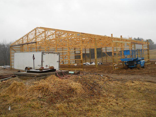 Post Frame Construction Company | Marion, Illinois | A-1