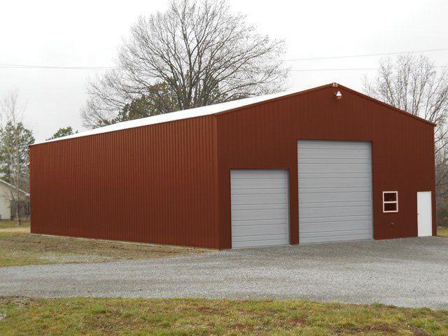 40x60x16 Pole Barn