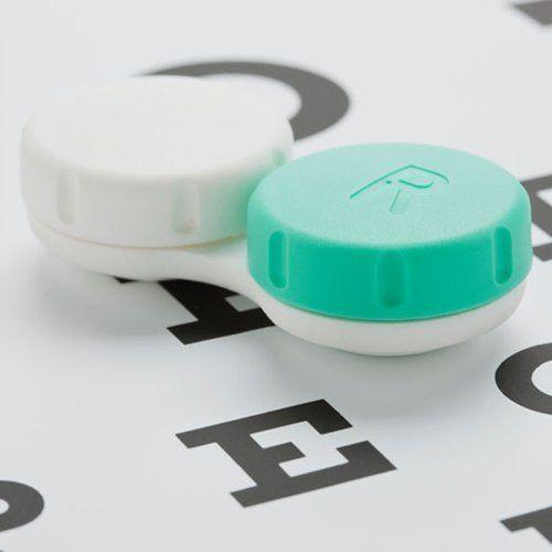 A contact lens case